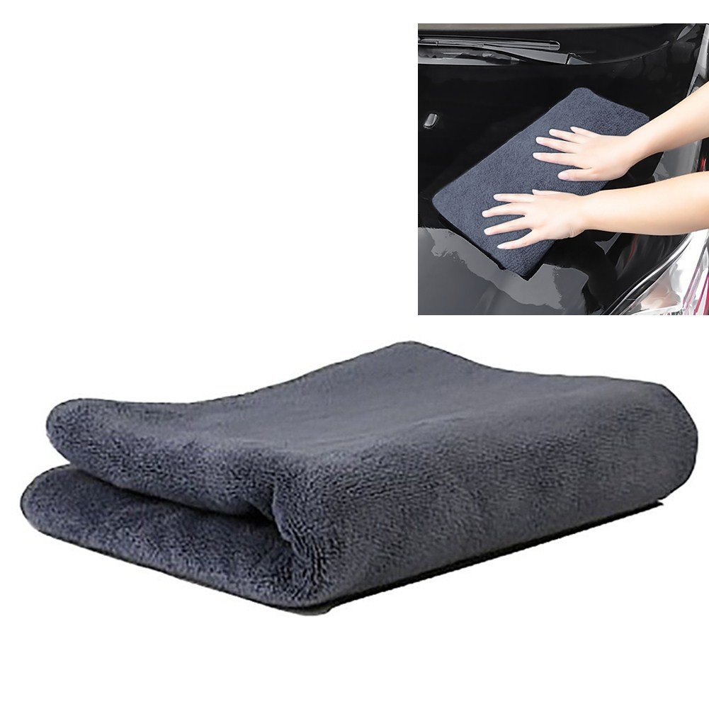 blue--net Magic Clay Cloth Clay Bar Mitt Auto Car Wash Towel Car Wash Paint Care Auto Soil Release Cleaning Towel Mill Mud Cloth Detailing Cleaning Cloth (1PC, 12.99 × 11.81in