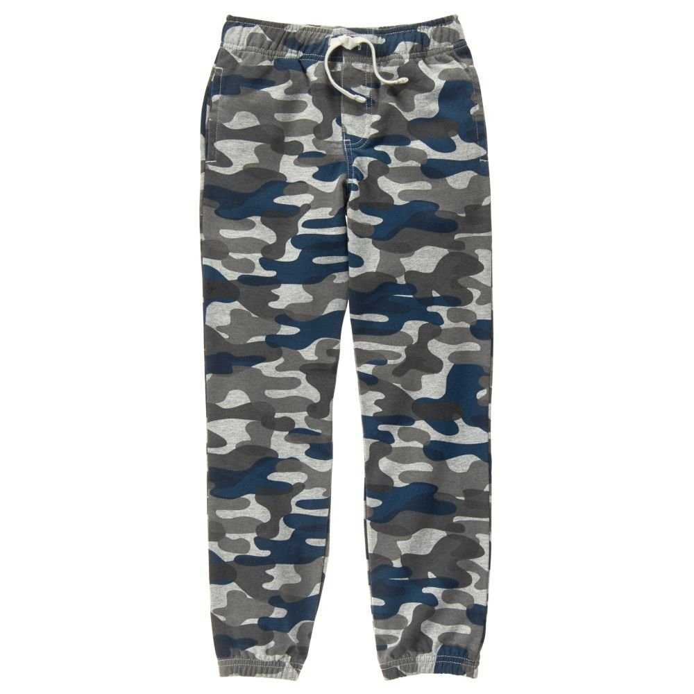 Gymboree Boys' Big Camo Jogger