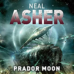 Prador Moon Audiobook