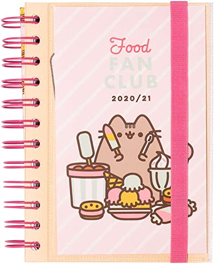ERIK - Agenda escolar 2020/2021 día página S Pusheen Foodie, 11 meses (11,4x16 cm): Amazon.es: Oficina y papelería