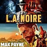 Max Payne 3 Complete and LA Noire Complete bundle [Online Game Code] thumbnail