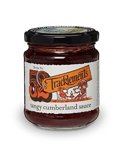 Tracklements Salsa Cumberland - 180 gr