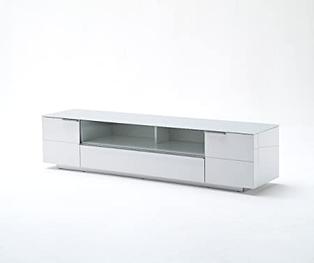 123wohndesign Lowboard Tv Mobel Tv Mobel Phonomobel Hochglanz