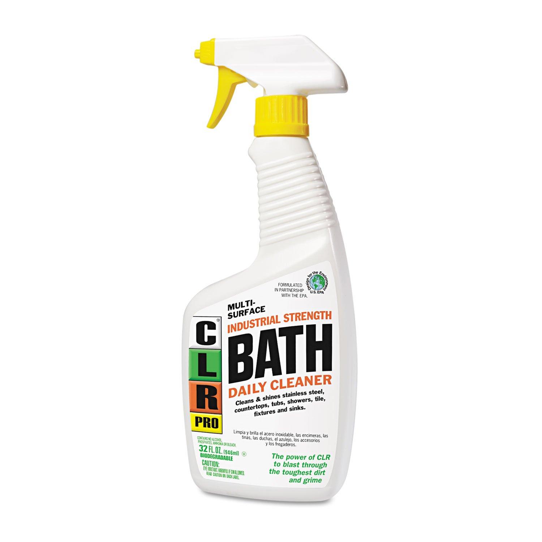Amazon.com: CLR PRO Bath Daily Cleaner: Home & Kitchen