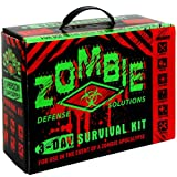 NEW Zombie 3-Day Defense Survival Kit Walking Dead Disaster Emergency Bug Out