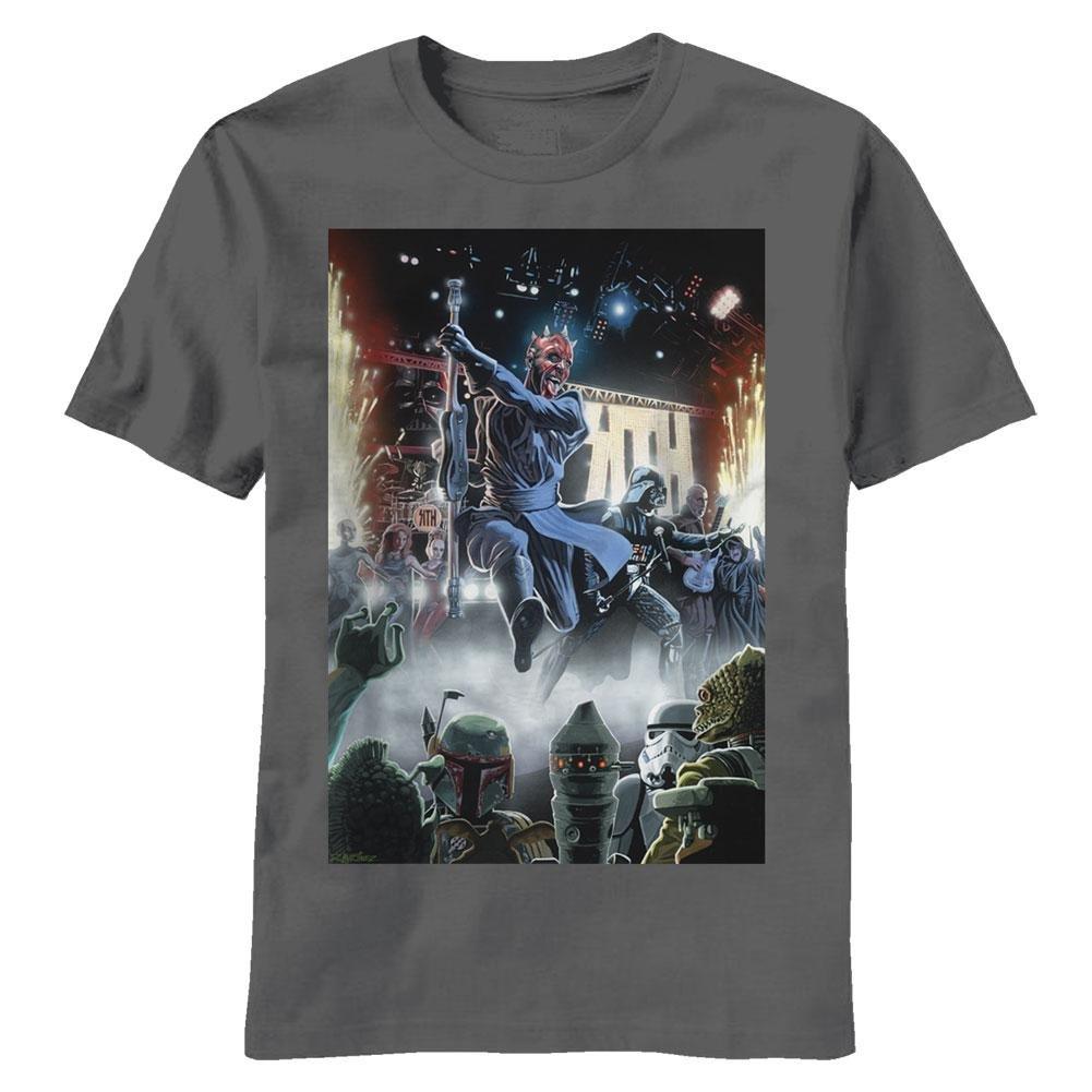 Darth Simmons T Shirt 7031