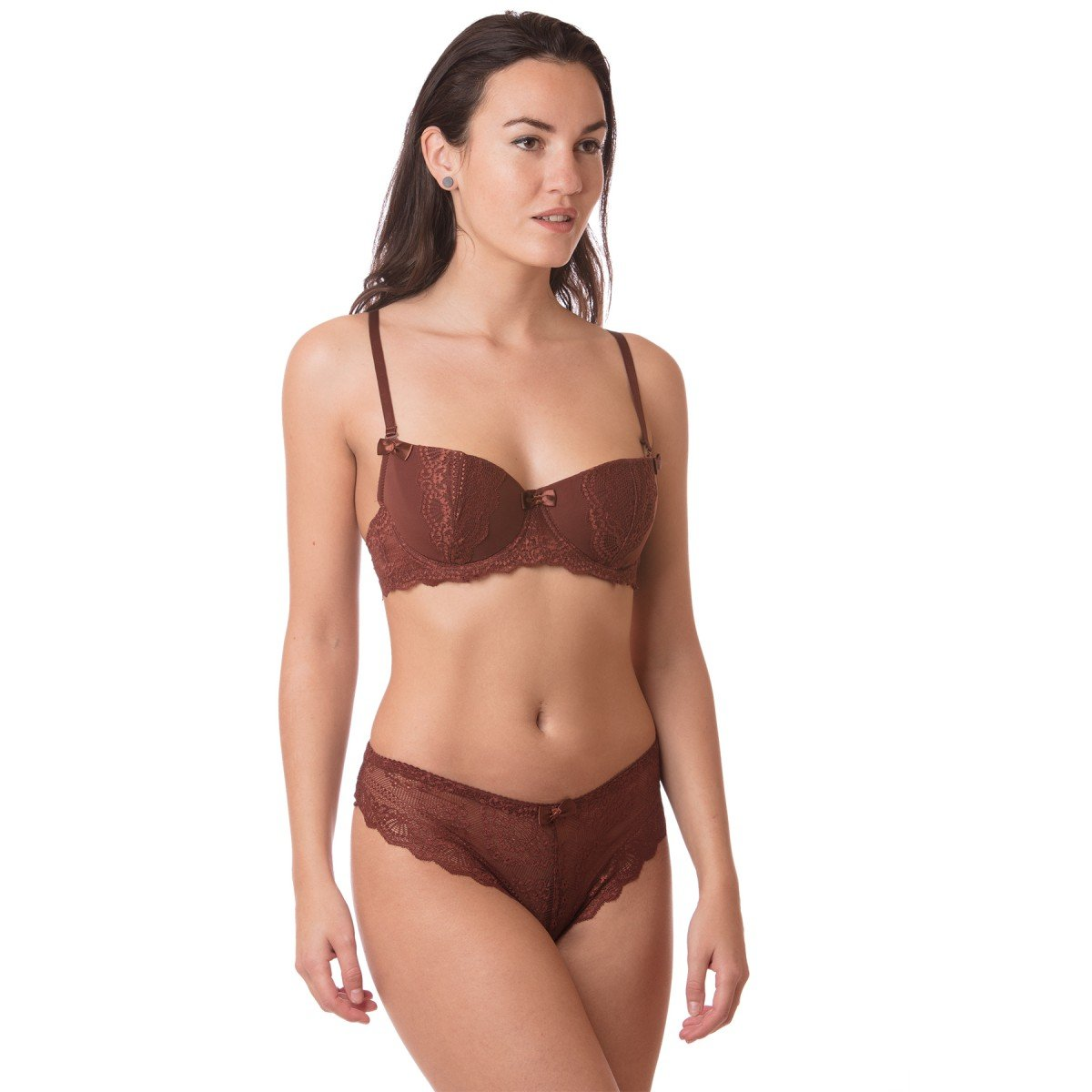 Donna Skys Lingerie Completo Intimo