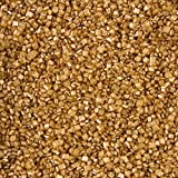 Wilton 710-041 Pearlized Sugar Sprinkles 5.25oz, Gold