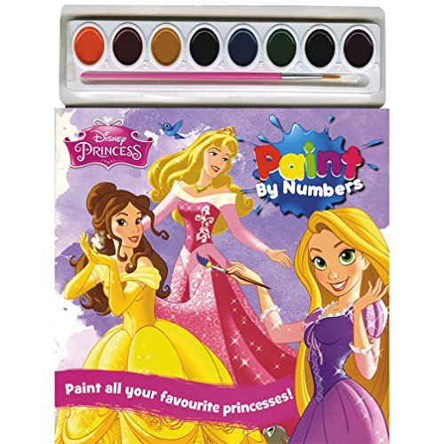 Disney Princess Paint by ()