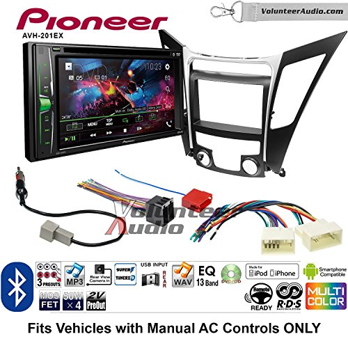 pioneer avh201ex owners manual
