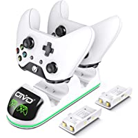 Charging Dock Station for Xbox One, OIVO Fast Controller Charger Dock Station for Xbox One S…