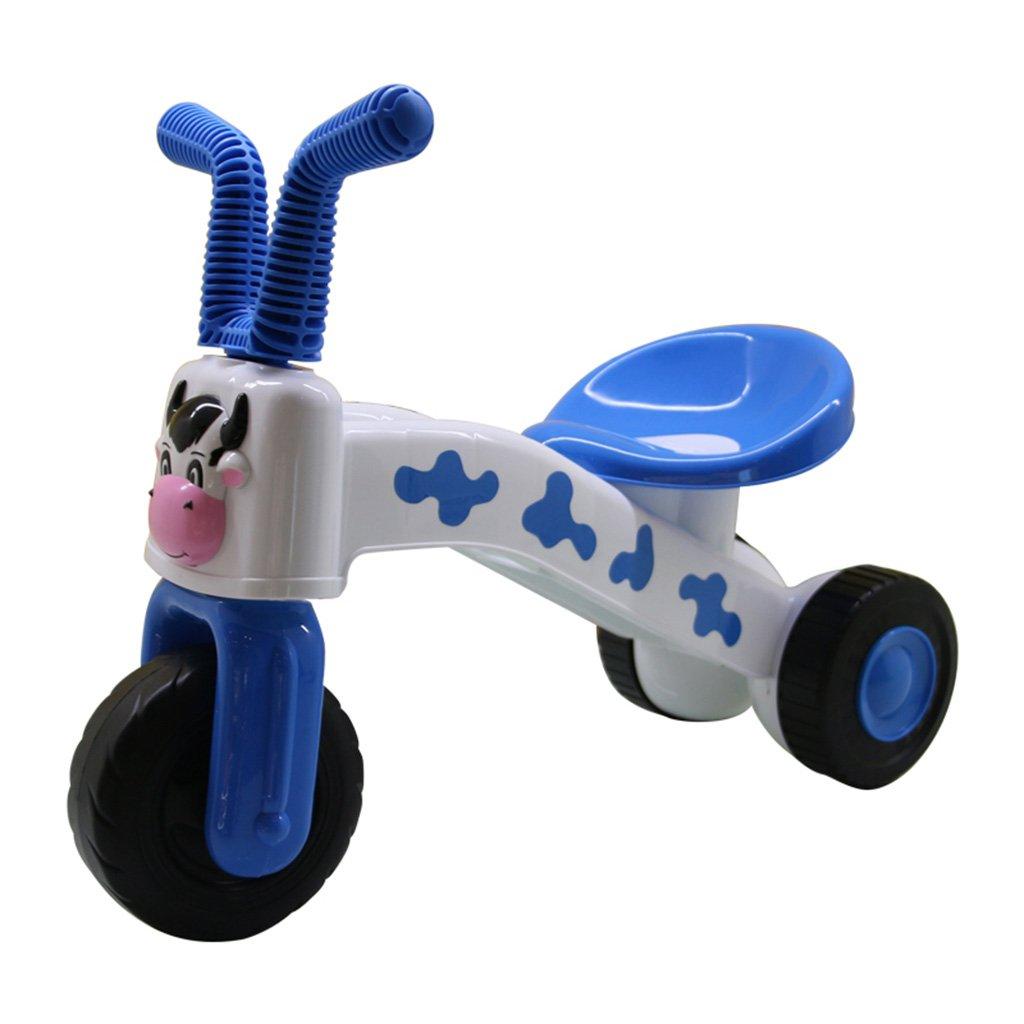 QWM-Baby Kinderfahrräder Balance Fahrrad Dreirad-Roller-Auto-Baby-Walker-Baby 1-3 Jahre altes Auto Kindergeschenk-QWM