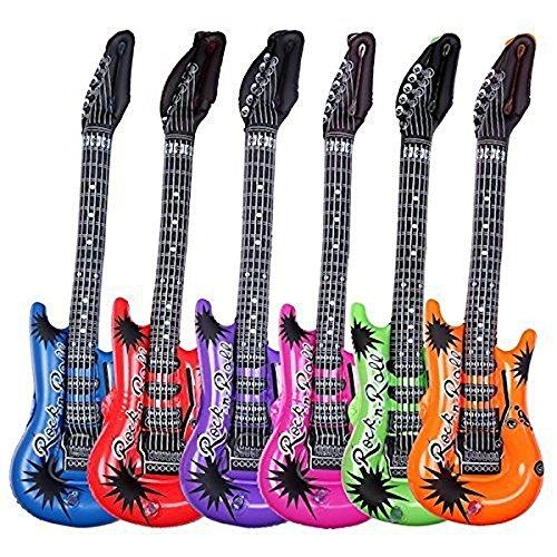 Eleganantamazing Rhode Island - Guitarra eléctrica Hinchable ...