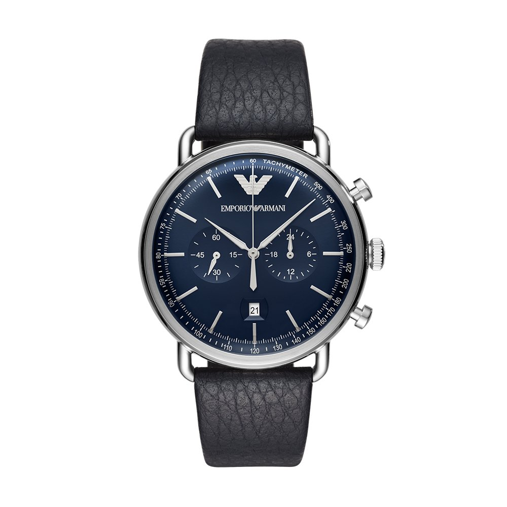 Emporio Armani - Reloj de Vestir para Hombre