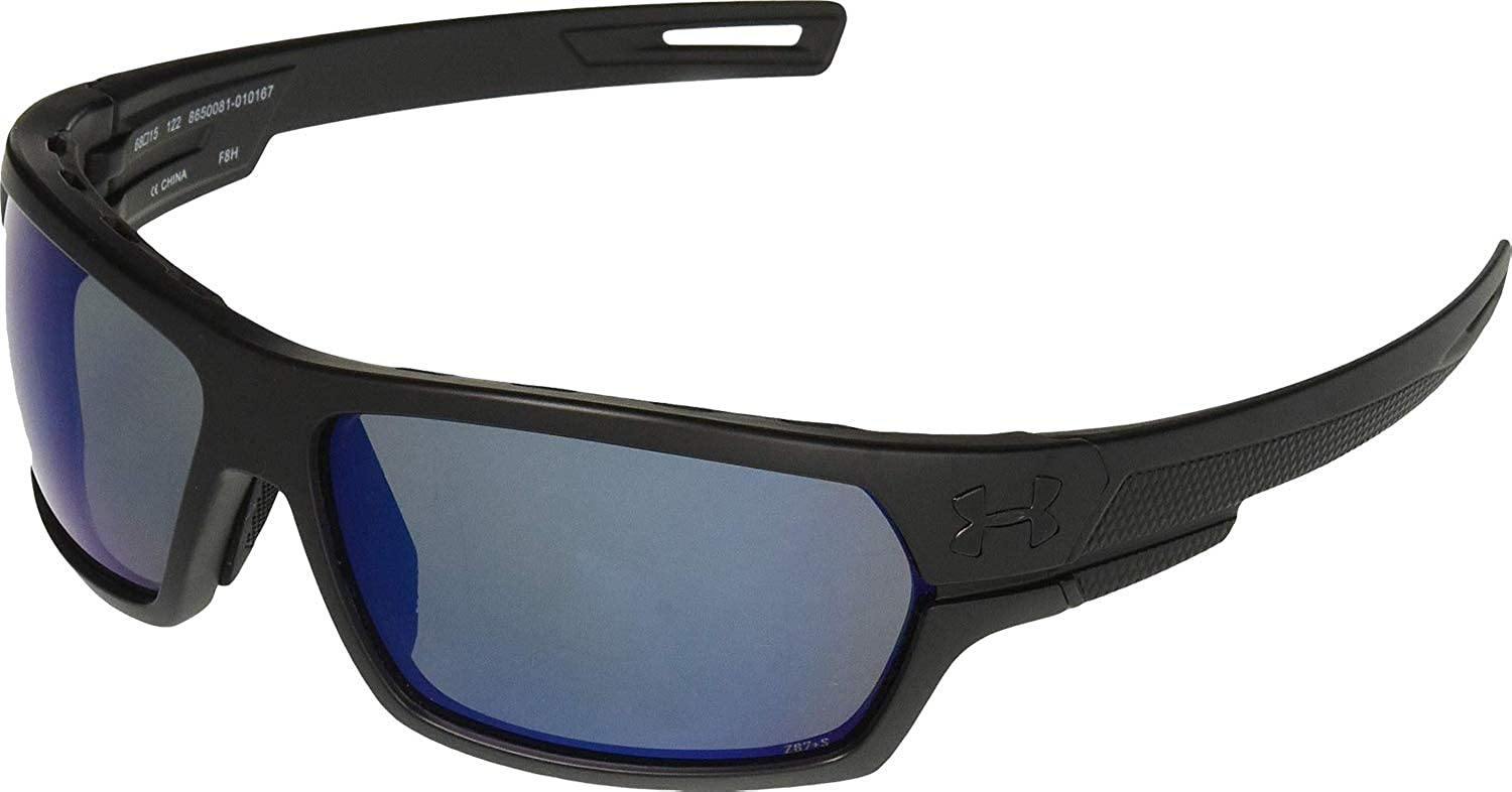 Under Armour Women's Battlewrap Sunglasses Rectangular