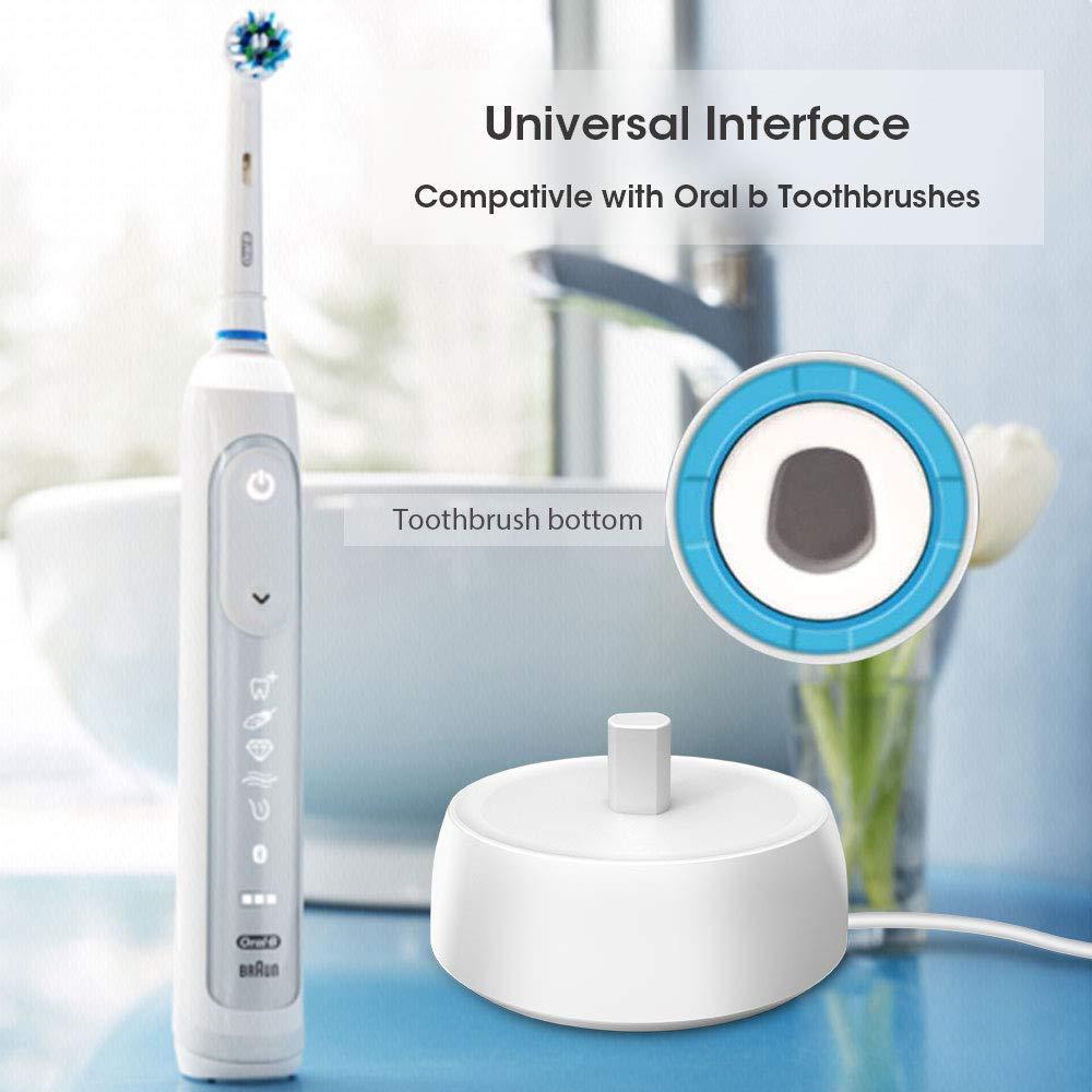 Amazon.com: Cargador de cepillo de dientes eléctrico para la ...