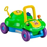 Luvlap Baby Little Steps Ride on Walker (Multi-Color)