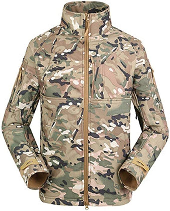 XSSC Militar Camisa Ropa táctica Ranger Commander Nivel Designación Comandante Chaqueta Chaqueta Aire Libre C-M: Amazon.es: Hogar