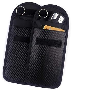 Amazon.com: Faraday - Juego de 2 protectores para llaves de ...