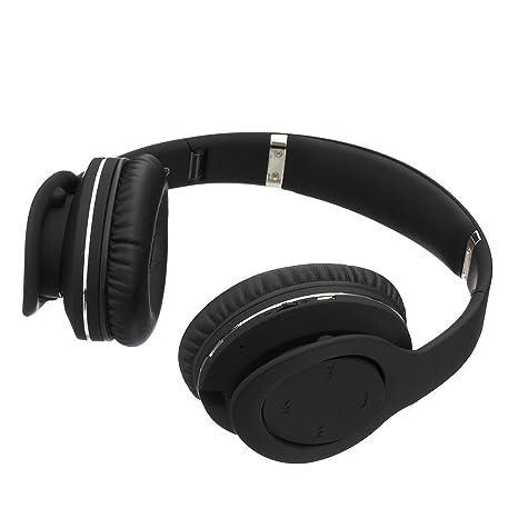 Bluetooth v4.0 auriculares HIFI multipunto Auriculares Estéreo función NFC con micrófono 3,5