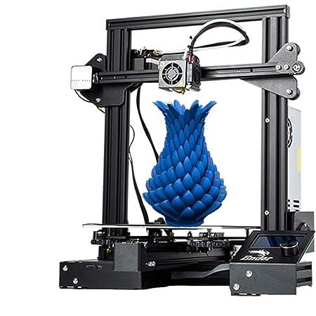 YZ-LIN Impresora 3D Ender-3S, Impresora Industrial 3D, DIY ...