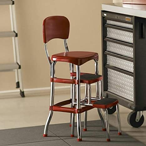 BS Step Stool Chair