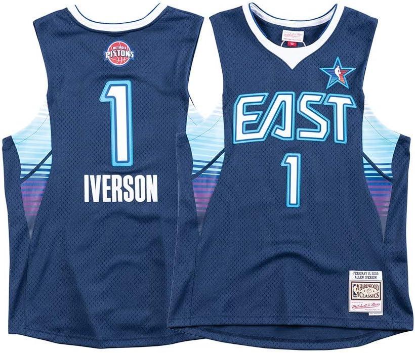 Mitchell /& Ness Allen Iverson 2009 All-Star East NBA Swingman Jersey