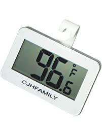 Amazon Com Refrigerator Thermometers Home Amp Kitchen