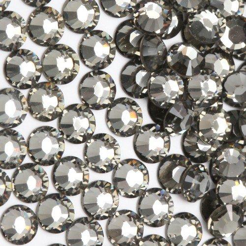 スワロフスキー ★ss12★10グロス★ Swarovski (ブラックダイヤモンド)の商品画像