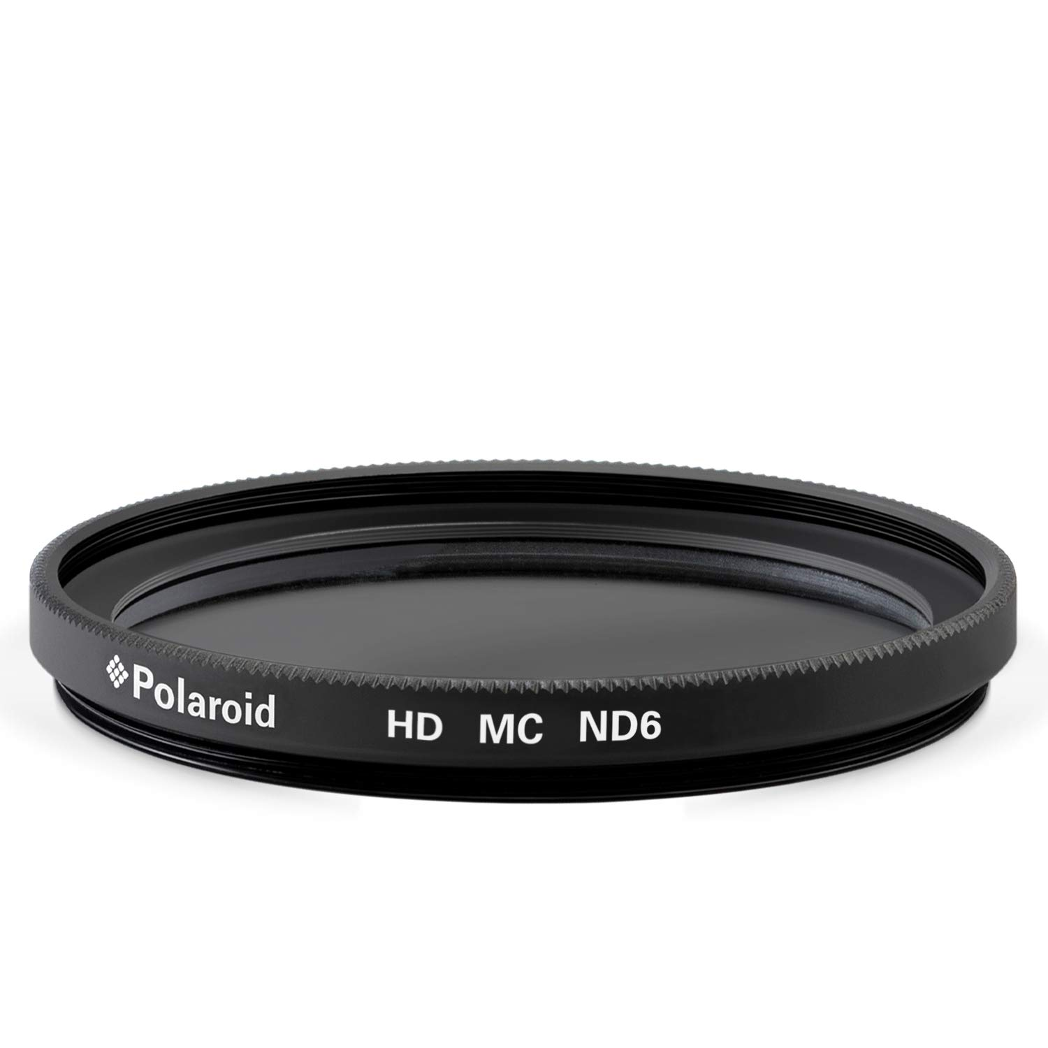 Polaroid Optics 55mm Neutral Density Filter [ND 0.6] Compatible w/All Popular Camera Lens Models PLFILND655
