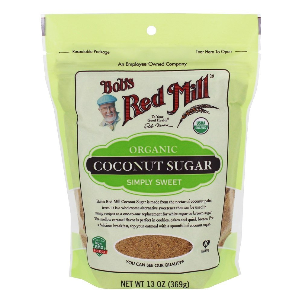 Bobs Red Mill, Coconut Sugar Organic, 13 Ounce by Bob's Red Mill (Image #1)