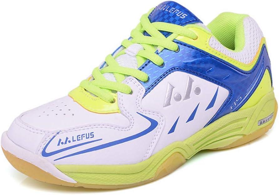 YPPDSD Zapatos de bádminton, Movimientos múltiples Zapatillas de Running Zapatillas de Entrenamiento con absorción de Golpes Zapatillas de Deporte Unisex Zapatillas Deportivas Ligeras,C,37: Amazon.es: Hogar