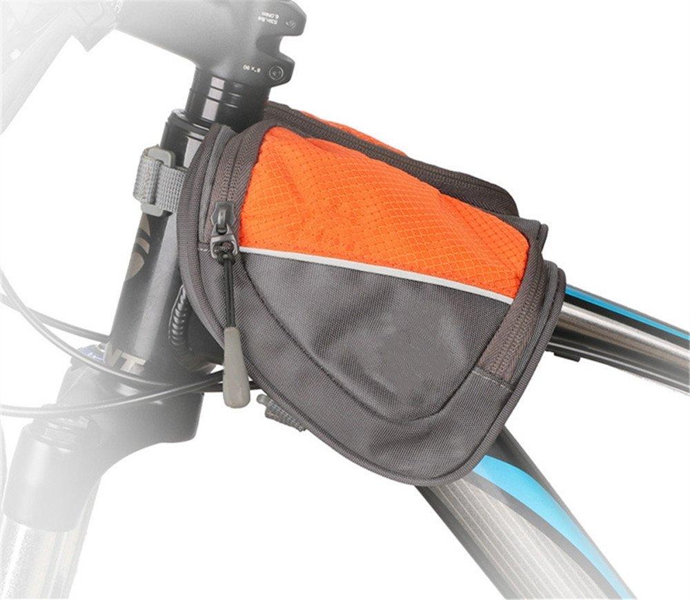 LLTS Mountainbike Nylon Rohr Tasche Outdoor Wasserdichte Beam Bag Reitausrüstung