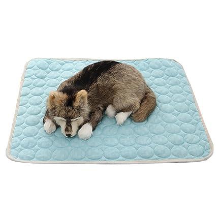 Amazon Com Adsro Pets Cooling Mat Dog Mat Summer Dog Bed