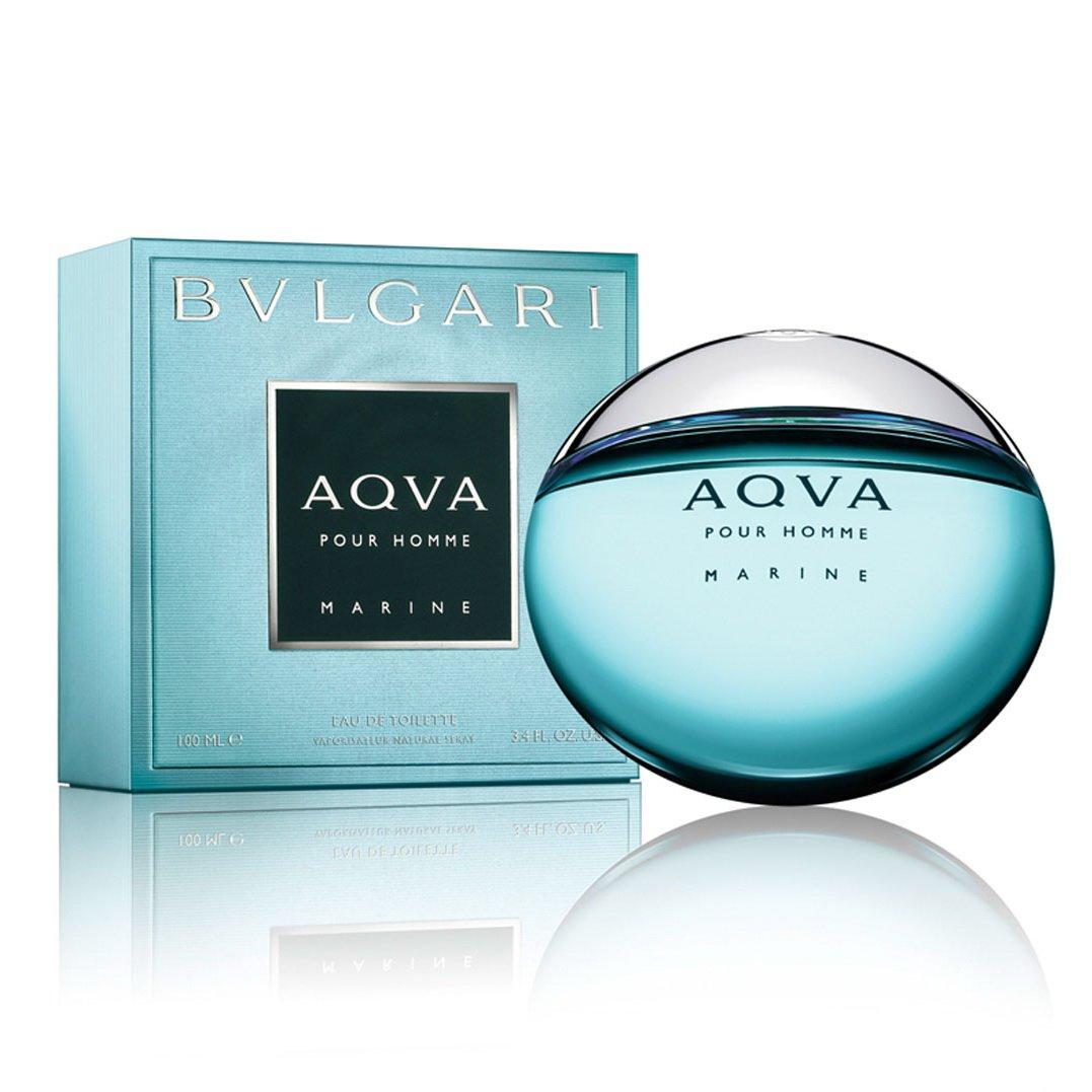Bvlgari Aqua Marine Pour Homme By Bvlgari Spray Parfum Perfume 3.4 Ounce