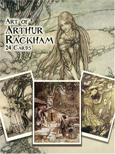 Download Art of Arthur Rackham: 24 Cards (Dover Postcards) PDF