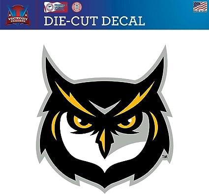 Victory Tailgate Oral Roberts University Golden Eagles Die-Cut Vinyl Decal