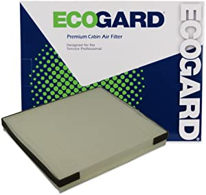 ECOGARD XC36067 Premium Cabin Air Filter Fits Genesis G80 2017-2019, G90 2019 | Hyundai Genesis 2009-2016, Equus 2011-2016