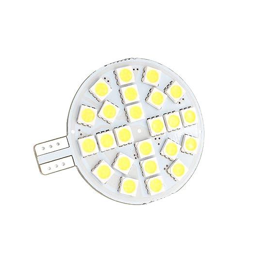 Amazon Com Grv T10 921 194 Led Bulb 24 5050 Smd Lamp Super Bright