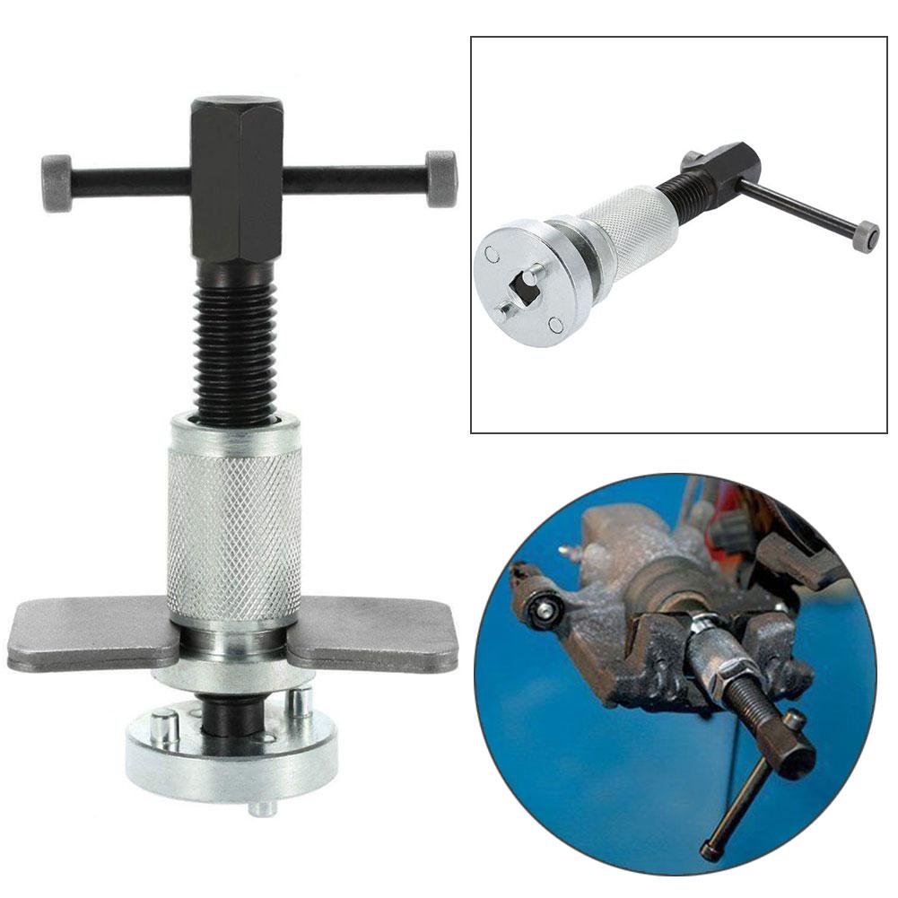 ZHUOTOP 5Pcs/Set Car Repair Tools For Disc Brake Pad Spreader Caliper Piston Compressor Press