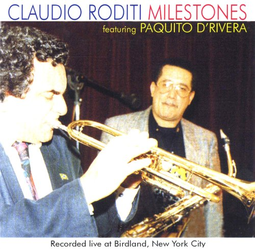 Milestones: Live at Birdland, New York City