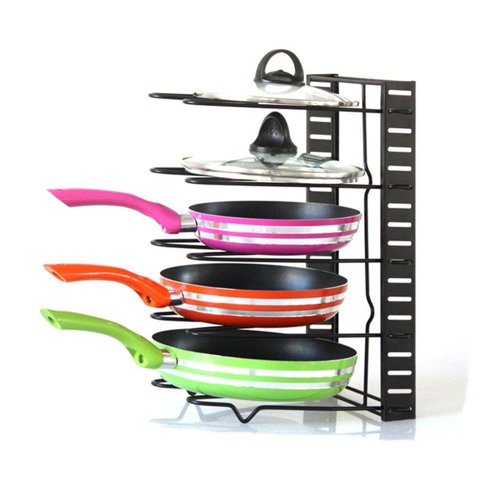 Kitchen cabinets kitchen pot, pan and pot without installation pedestal organizer Yiff YF880521YC