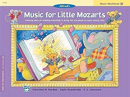 Por Christine H. Barden Music for Little Mozarts, libro de ...