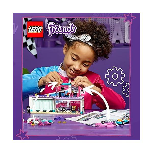 LEGO Friends La Piscina all'Aperto di Heartlake, Multicolore, 41313 4 spesavip
