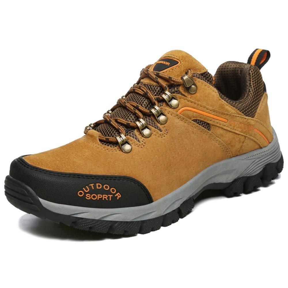 HGDR Wanderschuhe Männer Schwacher Anstieg Wildleder Wanderschuhe Wasserdicht Atmungsaktive Schuhe Für Laufen Trekking Trail Klettern Im Freien