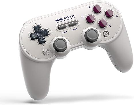8Bitdo SN30 Pro+ Wireless Bluetooth Gamepad for Nintendo Switch ...