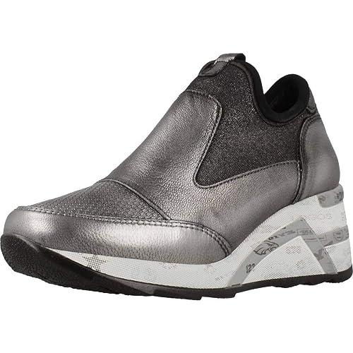 7a9ae1e7b73 CETTI 1121 CUÑA Deportivo Sneak Mujer: Amazon.es: Zapatos y complementos