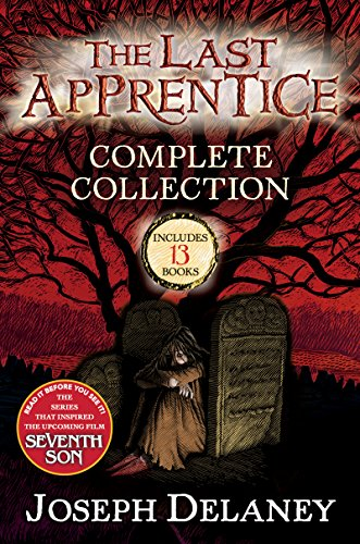 The Last Apprentice Complete Collection: Revenge of the Witch, Curse of the Bane, Night of the Soul Stealer, Attack of the Fiend, Wrath of the Bloodeye, ... the Dead, Slither, I Am Alice, The Spook's Pdf