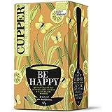 Cupper Tea - Be Happy Tee (20 Fb), bio, 40 g