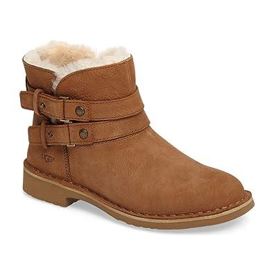eaf0d074b05 UGG Australia Chestnut Aliso Ankle Boot: Amazon.co.uk: Shoes & Bags